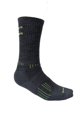 Leave No Trace Lightweight Merino Wool Crew Sock, Point6