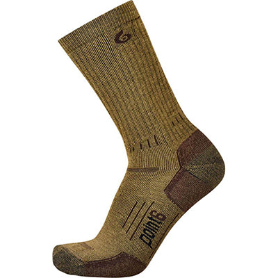 Mid Weight- Mid Calf Sock, Point6