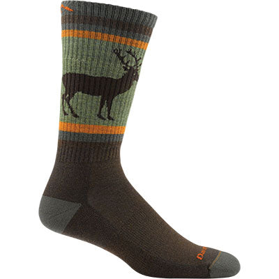 Uncle Buck Midweight Merino Wool Boot Sock, Darn Tough