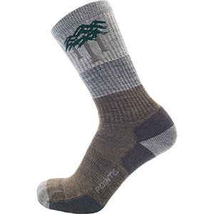 National Forest Foundation Light Crew Sock, Point6