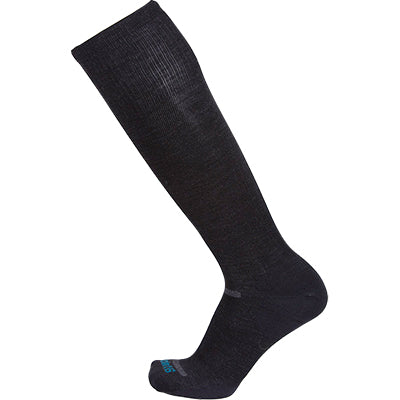 Compression Ultra Light OTC Sock (Black), Point6