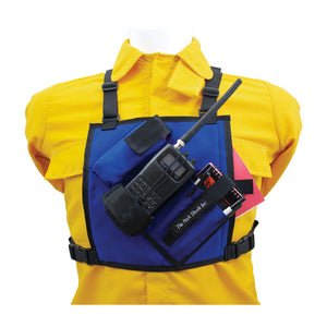 Radio Chest Pack Cordura, The Pack Shack