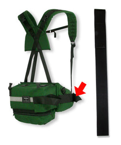 Replacement Belt (Waist), The Pack Shack