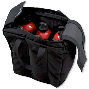 6 Pack Fuel Bottle Bag, The Pack Shack