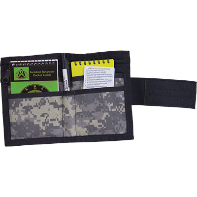 pack Shack Pocket Pouch or Man Purse, holds irpg for Wildland Fir, Red Black Navy or Camouflage