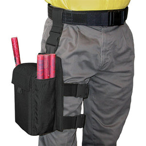 Thigh Mount Fire Shelter Pouch, The Supply Cache