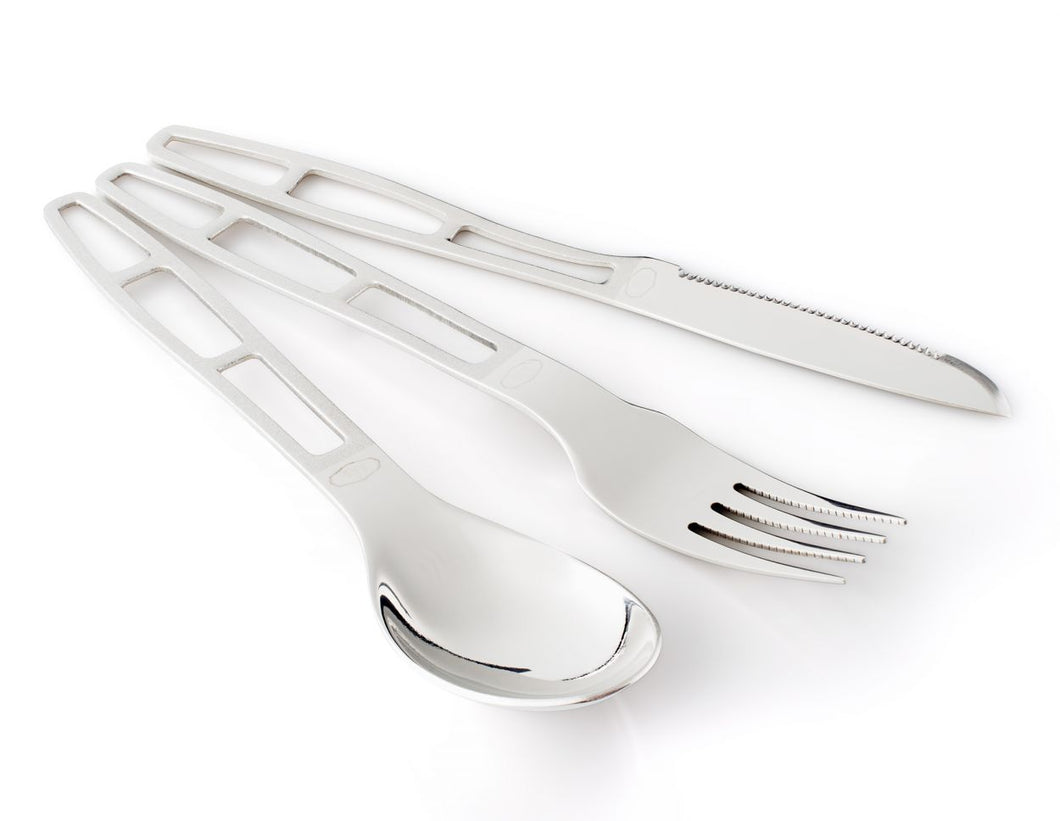 Stainless Backpacking Utensils