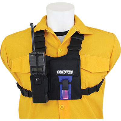 Adjusta Pro II (Cordura) Radio Chest Harness, Conterra