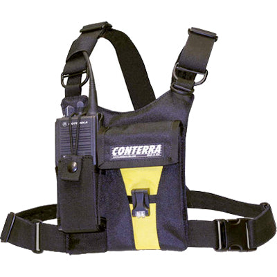 Radio Chest Harness, Adjusta Pro Diva (Cordura), Conterra