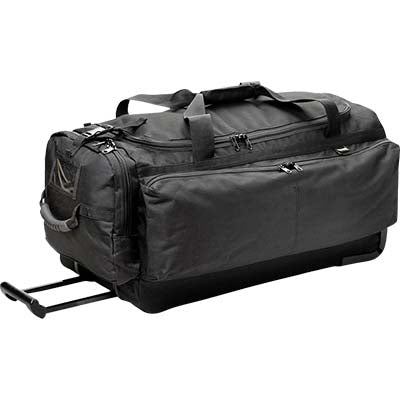 Side-Armor Roll Out Wheeled Duffel Bag, Uncle Mike's