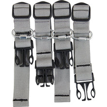 Harness Integration Straps 4 per set, True North