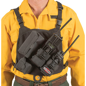 Dual Radio Chest Harness, Gen 2, True North