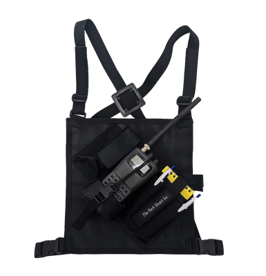 Hayes Radio Chest Pack Mesh, The Pack Shack