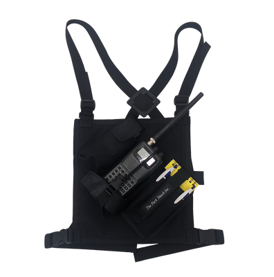 Hayes Radio Chest Pack Cordura, The Pack Shack