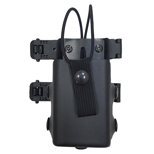 BK P150 Radio Holster with MOLLE-Lok, Coaxsher