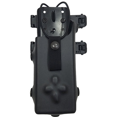 BK DPH Radio Holster with MOLLE-Lok, Coaxsher
