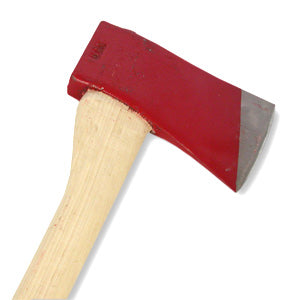 Small Axe for wildland fire and cutting use on the fire line from Council Tools