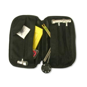 Zippered  Sawyer Tool Pouch, The Pack Shack