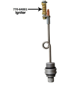 TSC's Compact Drip Torch (Replacement) Igniter, Vallfirest
