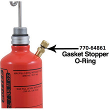 TSC's Compact Drip Torch (Replacement) Gasket Stopper, Vallfirest