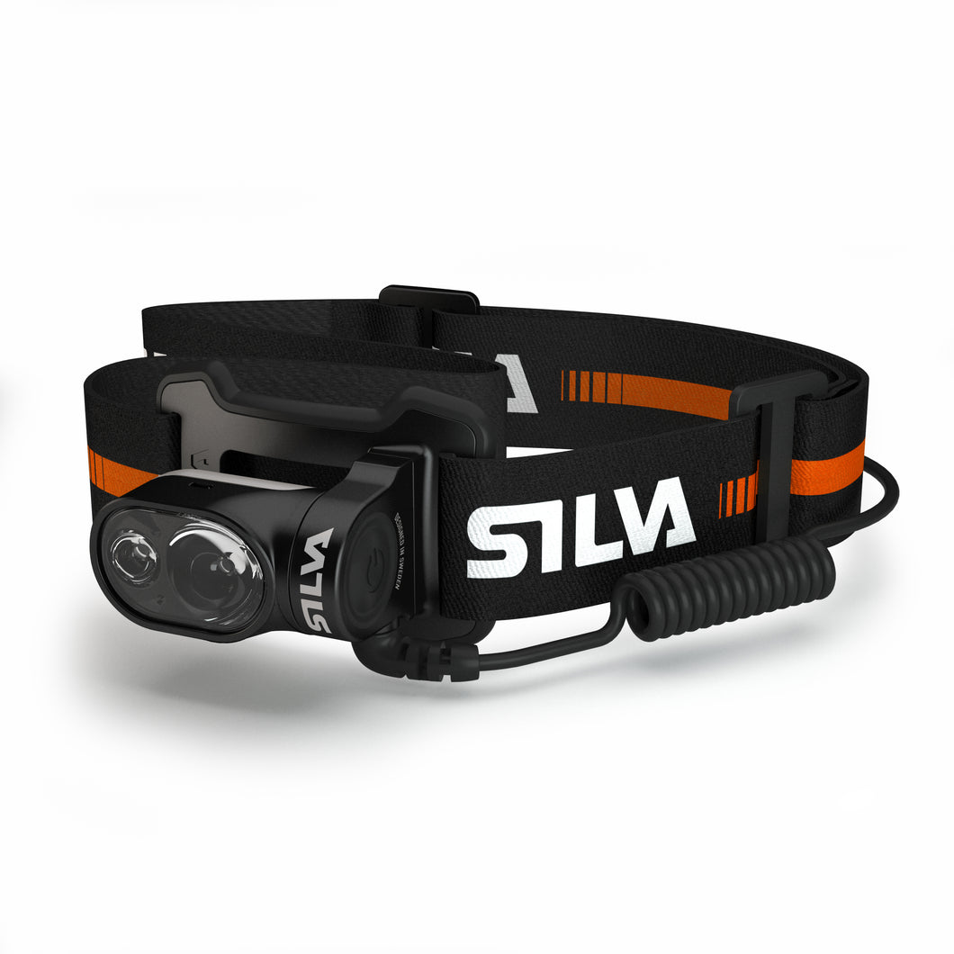 Silva wildland fire headlamp for helmets