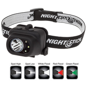 Multi Function LED Headlamp (NSB 4610B), NightStick