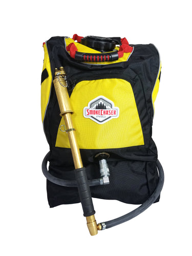 Smokechaser Pro SP500 Dual Nylon Bag w/ Fedco Pump