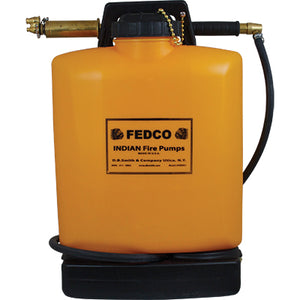 Poly Tank Backpack FER501 w/Fedco Pump