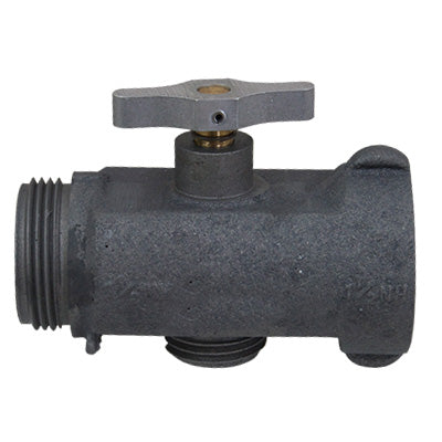Tee Valve 1.5 NH Female, S & H Products