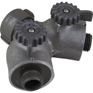Wye Valve Short Handle 1.5 NH, S & H Products