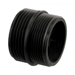 "Double Male Connector, 1.5"" NPSH x 1.5"" NPSH, Scotty"