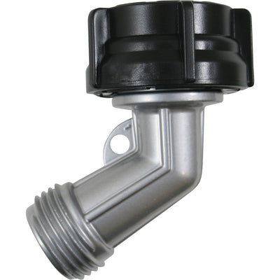 Goose Neck Hose Connector, GHT, Gilmour