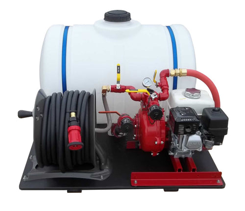 Skid Unit-Econo Pac 65 Gallon, CET Manufacturing