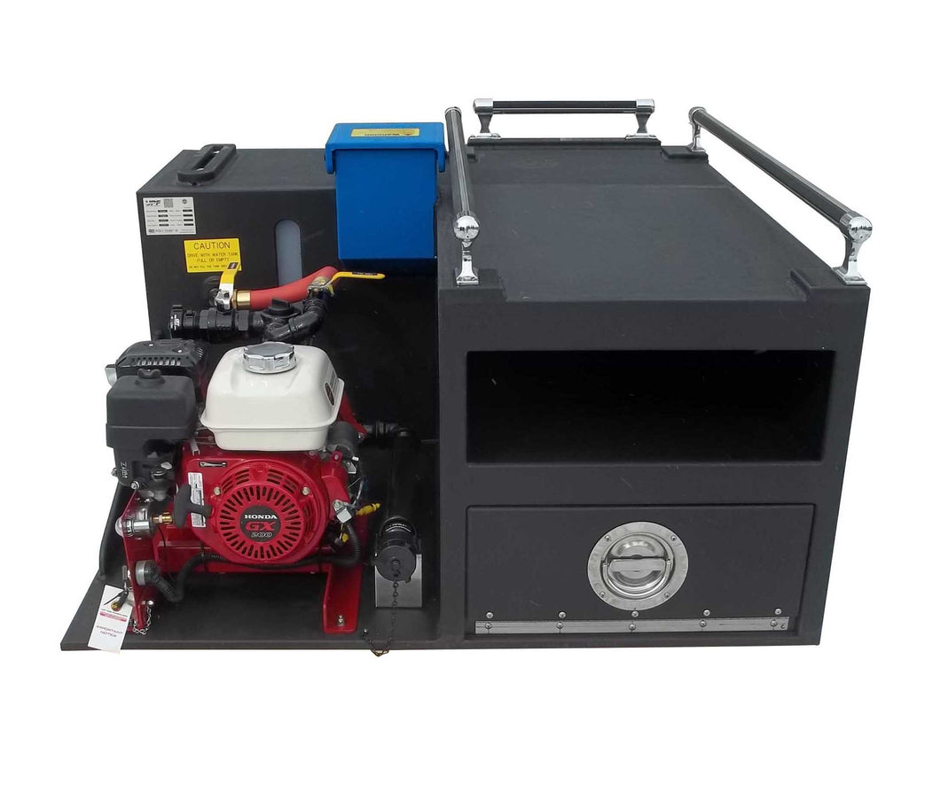 Skid Unit-Skeeter Space Pac 75 Gallon, CET Manufacturing