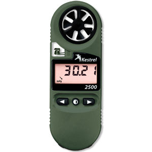 Weather Meter- Kestrel 2500NV Nielsen Kellerman