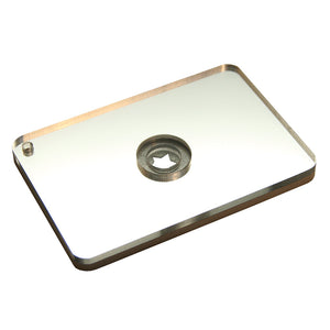 Signal Mirror-StarFlash Floating Mirror (2 x 3 IN), UST