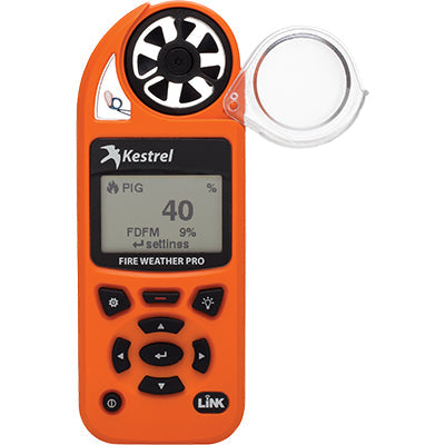 Kestrel 5500 Fire Weather Meter Pro with LiNK