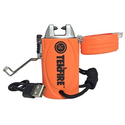 TekFire PRO Fuel-Free Rechargeable Lighter, UST Brands