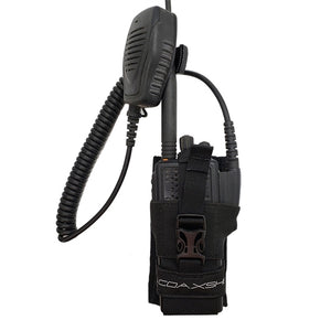 MOLLE Radio Holster, Coaxsher