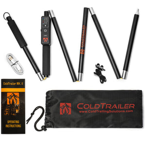 ColdTrailer Cold Trailing Tool for wildland fire use