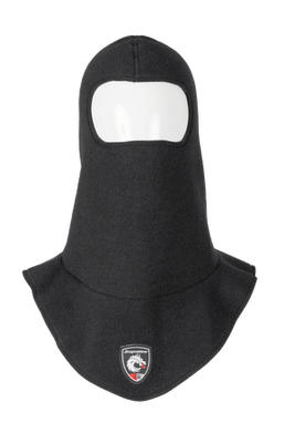 Balaclava Head & Neck Protector-Nomex Fleece (Black), DragonWear