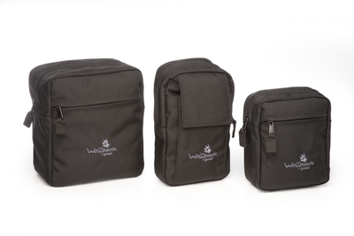 MOLLE accessory bags for wildland fire