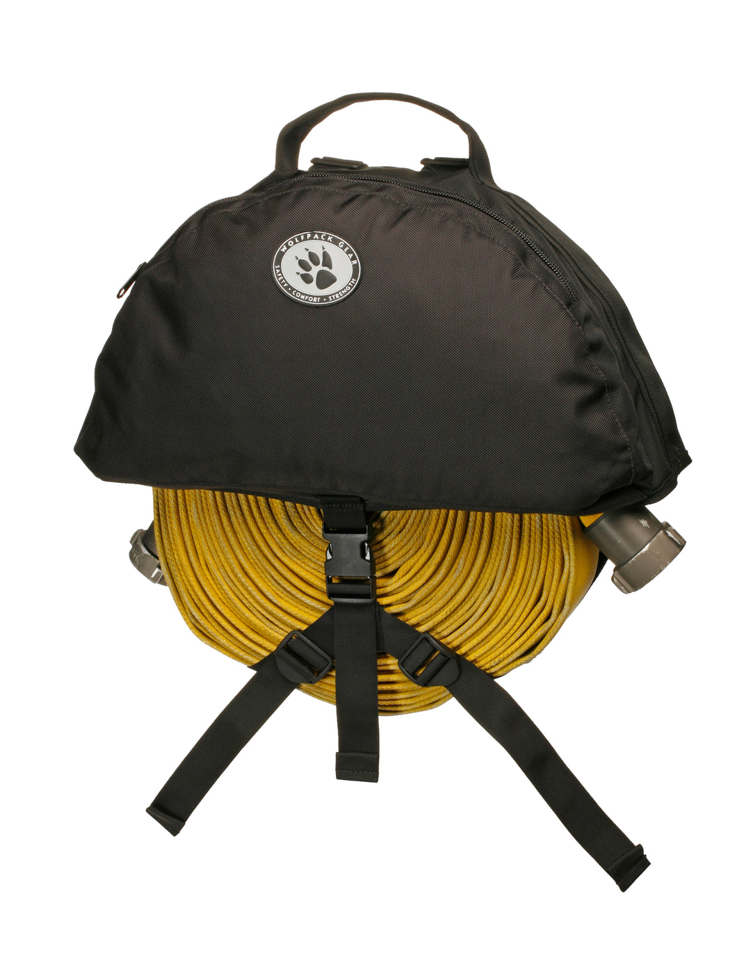 progressive hose pack for wildland fire