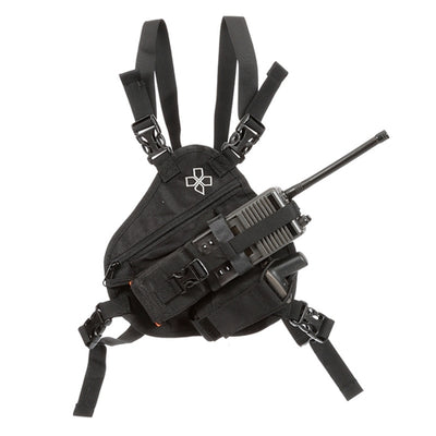 RP-1 Scout Radio Chest Harness, Coaxsher