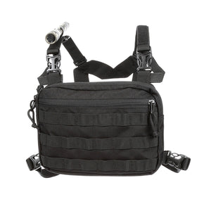 MOLLE Radio Chest Harness, Coaxsher