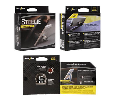 Steelie Dash Mount Kit, Nite Ize