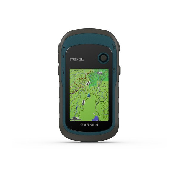Rugged Handheld Garmin 22x GPS