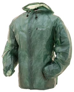 Emergency Jacket (Green), Frogg Toggs