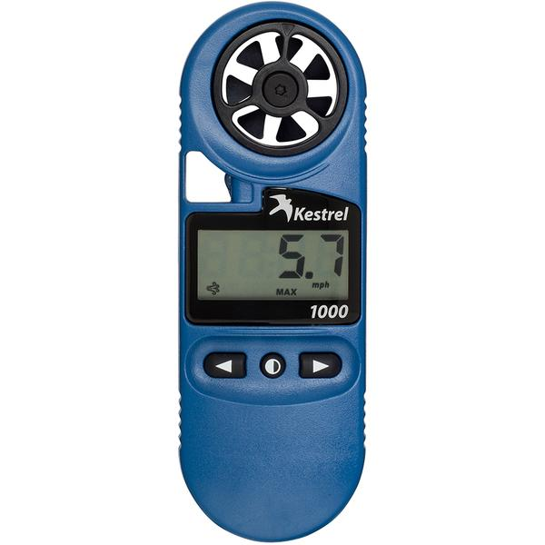 Kestrel 1000 All-Purpose Weather & Environmental Meter, Nielsen Kellerman