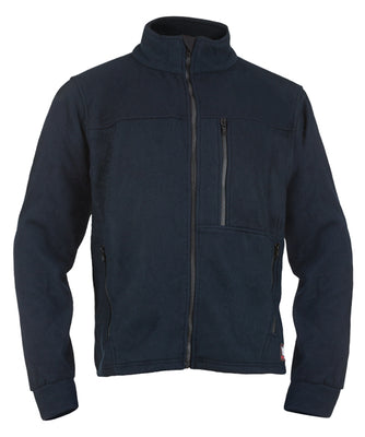 Alpha Jacket-Nomex Fleece (Navy), DragonWear